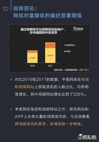 中国新媒体趋势报告2017:通向媒体新星球的未来地图 经验心得 第13张