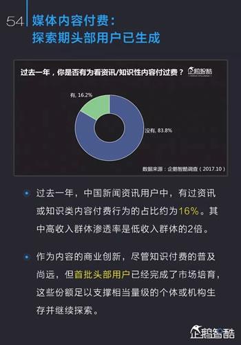 中国新媒体趋势报告2017:通向媒体新星球的未来地图 经验心得 第55张