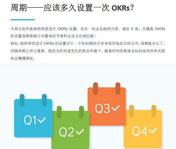 教你20分钟认识OKR(HR必备干货,建议收藏) 经营管理 第18张