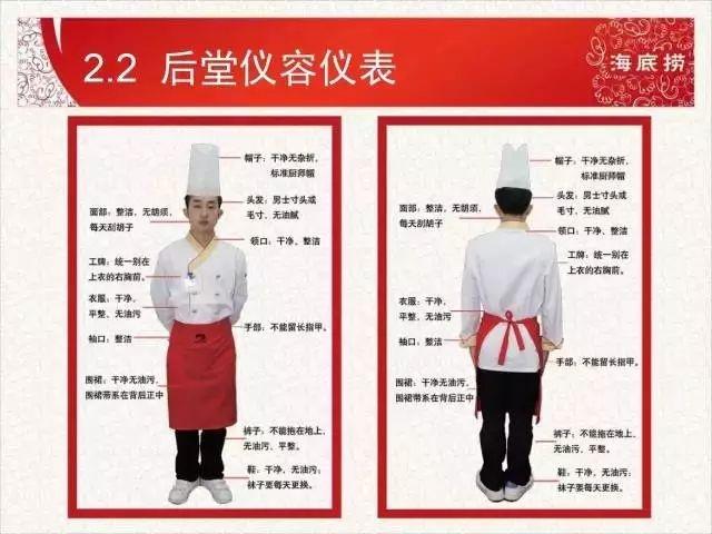 【实用:海底捞员工培训PPT课件曝光,干服务业的都应该看看】 经营管理 第9张