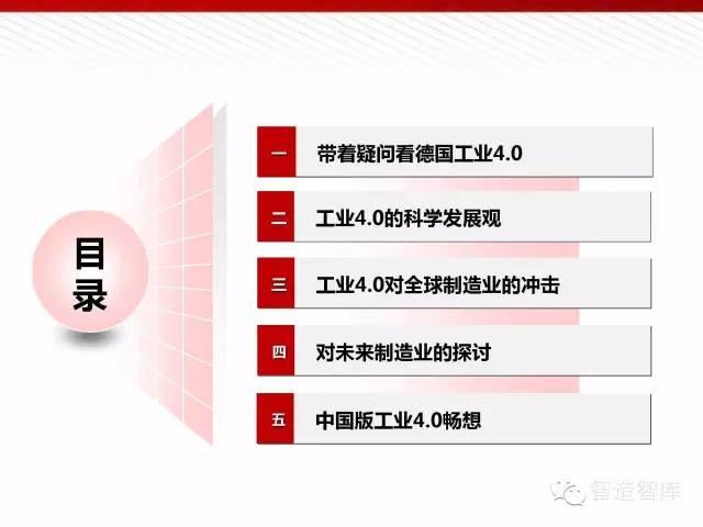 工业4.0与中国制造2025培训PPT 经营管理 第2张